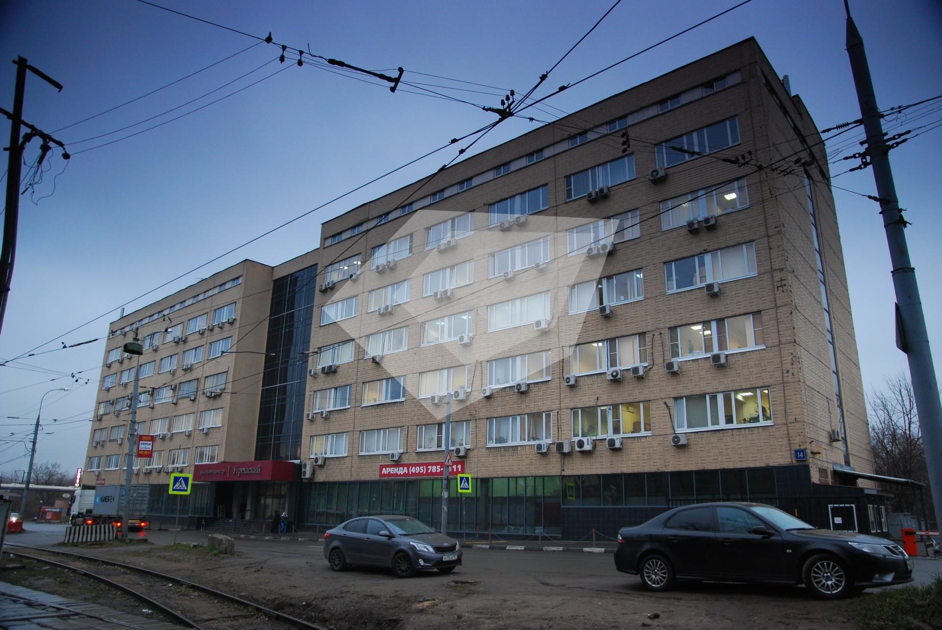 Офисные помещения Угрешская Аренда офисов от собственника Девятинский Большой переулок