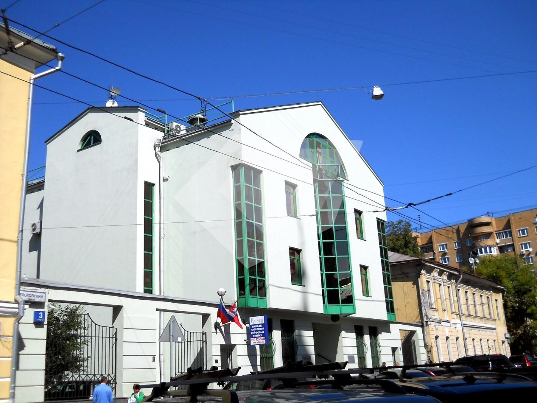Арендовать офис Елоховский проезд аренда коммерческой недвижимости в омске