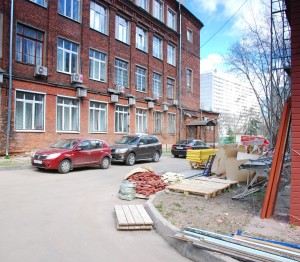 Аренда офиса 50 кв Спасский тупик аренда коммерческой недвижимости Филевская 3-я улица
