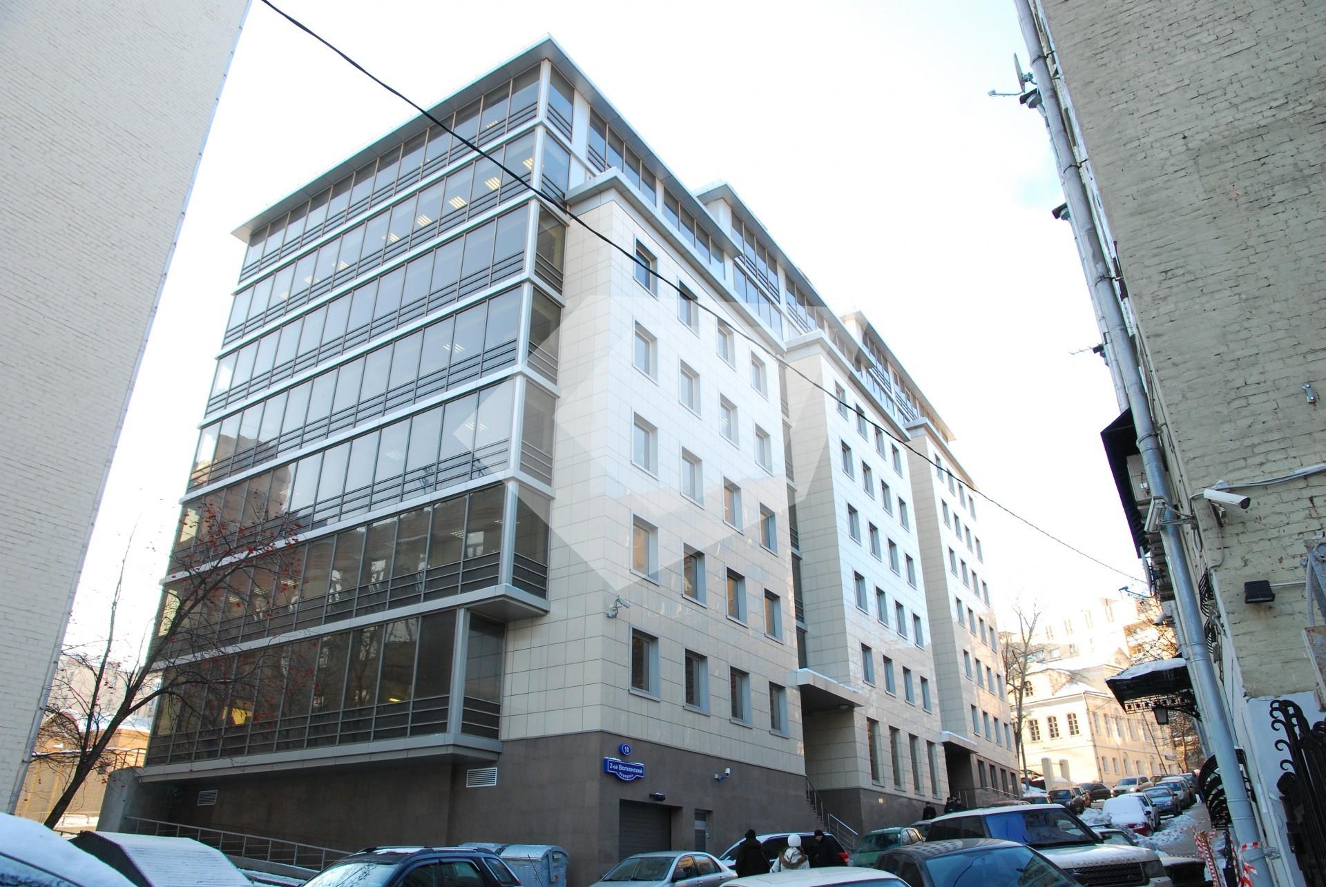 Арендовать офис Волконский 2-й переулок объявления Москва недвижимость коммерческой