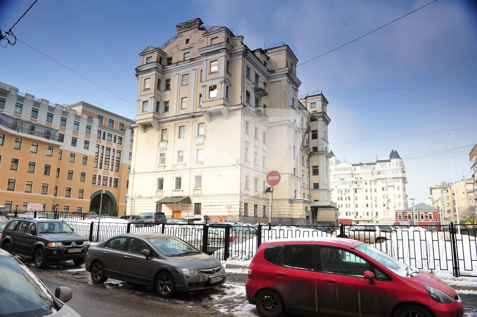 Снять помещение под офис Костянский переулок поиск помещения под офис Волховский переулок