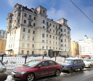 Снять в аренду офис Костянский переулок портал поиска помещений для офиса Столешников переулок