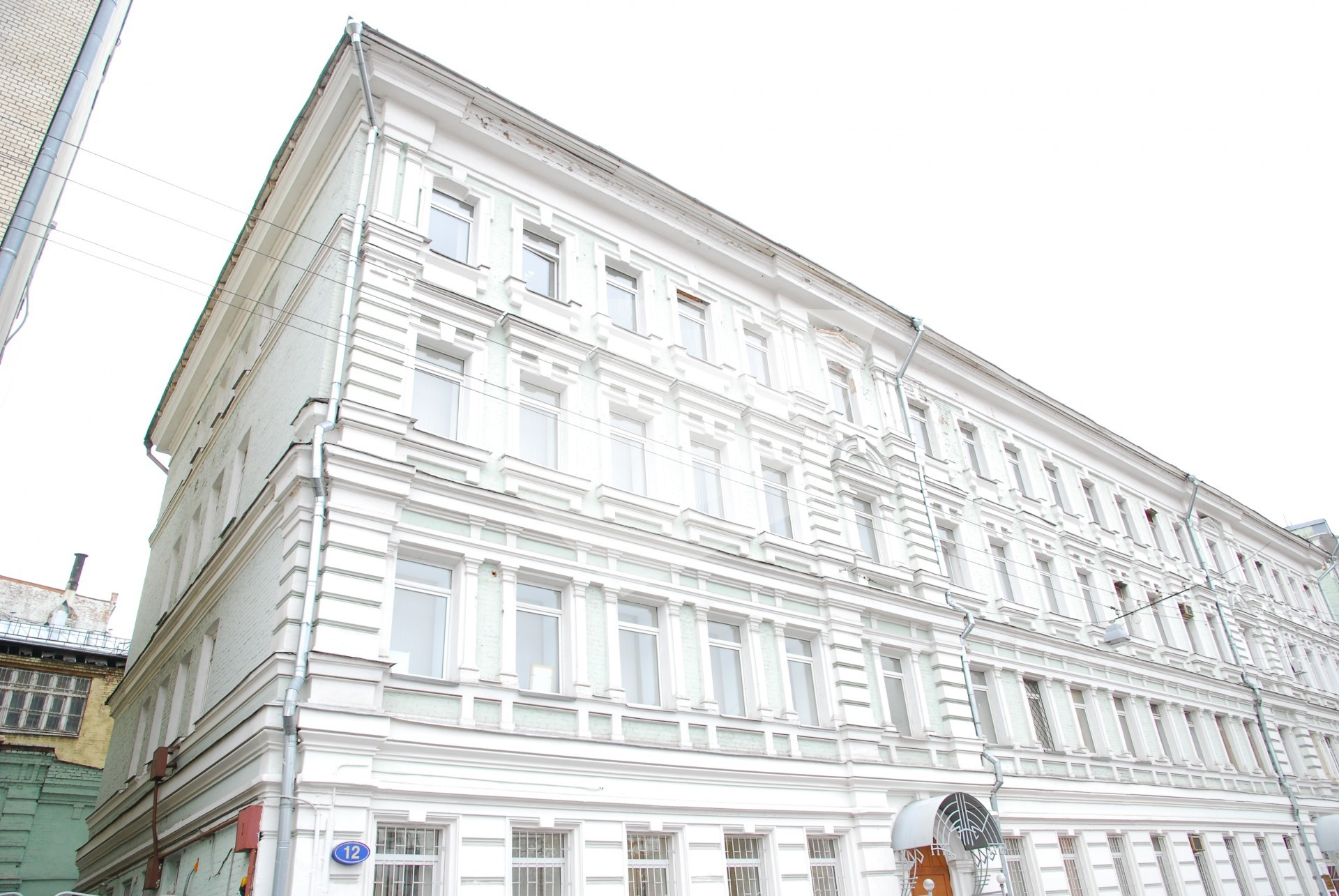 Офисные помещения Старомонетный переулок портал поиска помещений для офиса Аносова улица
