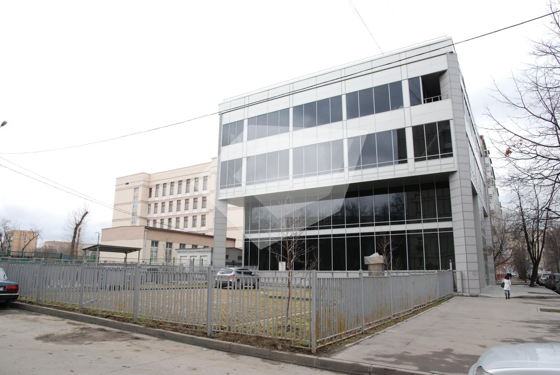 Помещение для фирмы Хамовнический Вал улица коломна - недвижимость коммерческая