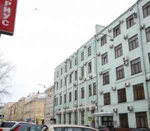 Аренда офиса 15 кв Раушский 2-й переулок снять место под офис Вострухина улица