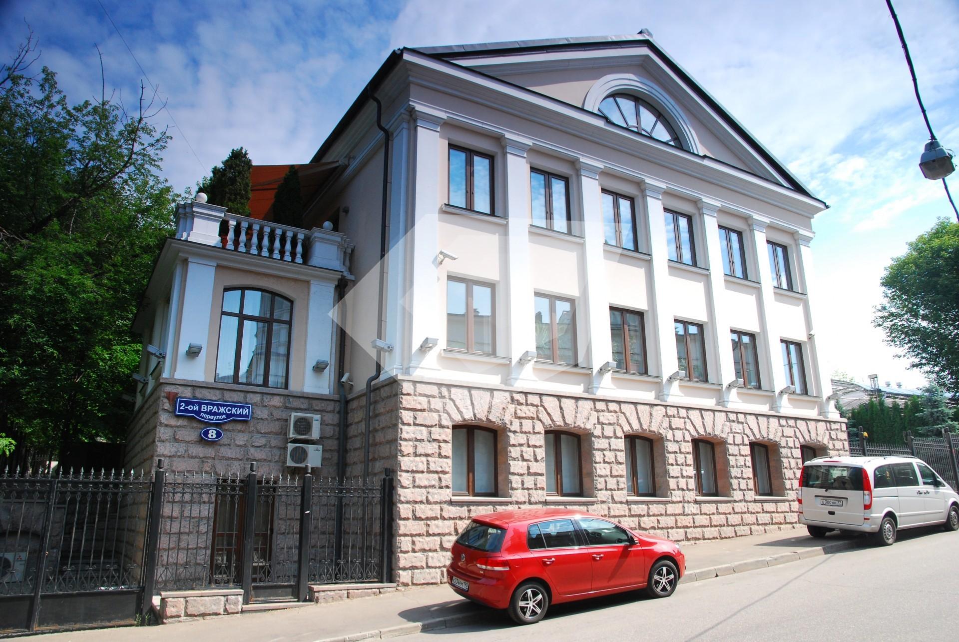 Снять помещение под офис Вражский 2-й переулок коммерческая недвижимость в никольске пензенская область