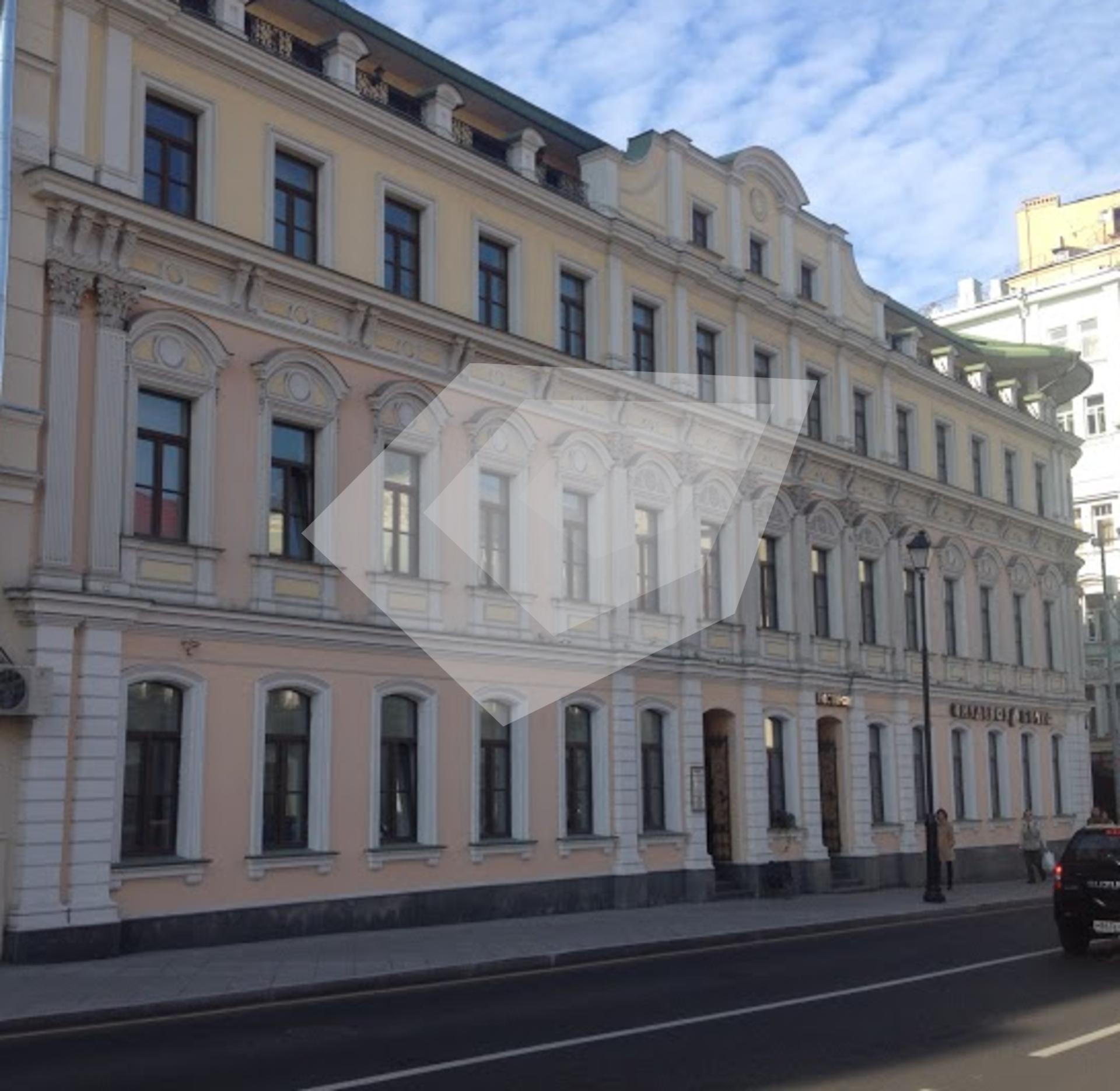 Аренда офисных помещений Покровка улица коммерческая недвижимость в россии стала формироваться