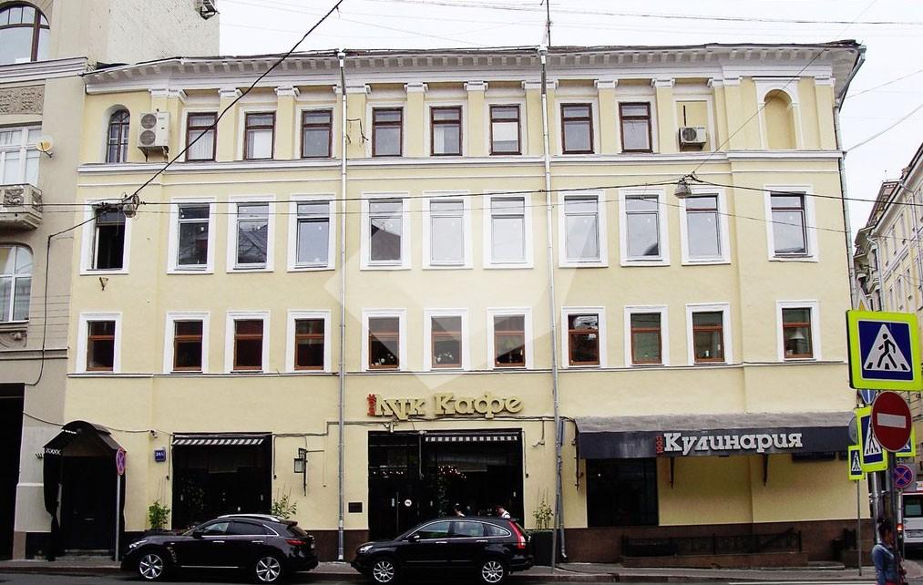 Аренда офиса большая никитская Аренда офиса 7 кв Покрышкина улица